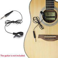 6,5 mm Clip-on Ton Tonabnehmer Gitarre Bass Cello Ukulele Violine Gitarre Teil