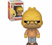 Funko Pop Vinyl Grampa Simpson 499 New In Box Unopened