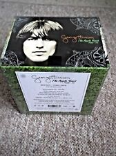 GEORGE HARRISON - THE APPLE YEARS 1968-75 ; rare deleted 7-CD + DVD Box Set ; Ne