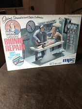 Bionic Repair The Bionic Woman Snap Together Model Kit Still In Plastic
