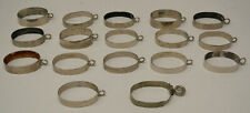 LOT 17 STRAP RING BANDS FOR BASSOON
