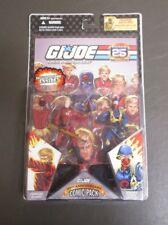 Crimson Guard & Scarred Officer Comic Pack G.I. Joe Cobra 25th Anniversary Moc