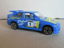 844M Burago Ford Escort RS Cosworth # 1 Ulster Rallye 1994 Wilson 1:43