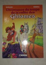 Chronique du temps de la vallée des ghlomes