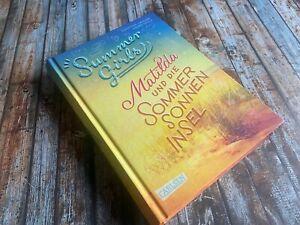 Buch: Matilda und die Sommersonneninsel von Martina Sahler - Gebundene Ausgabe