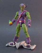 "Marvel Legends 6"" Green Goblin Loose Figure Spiderman Sandman Wave Sinister Six"