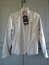 NEW Adidas Super Nova Ladies Formotion Running Jacket Light Grey Medium