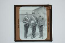 More details for royal engineers - british army - glass lantern slide by gw wilson