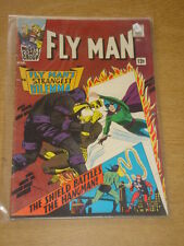 FLY MAN #36 VG (4.0) ARCHIE SERIES MIGHTY COMICS MARCH 1966