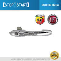 80/605 MANIGLIA PORTA ANTERIORE SINISTRA FIAT 500 2007 - FIAT 500