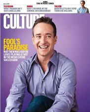 Culture Magazine July 2019: MATTHEW MACFADYEN Samantha Morton LILIAN HOCHHAUSER