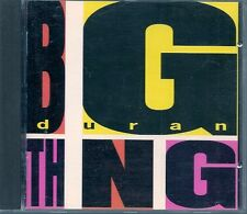 CD ALBUM 12 TITRES--DURAN DURAN--BIG THING--1988