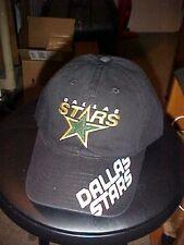 Dallas Stars NHL OSFA Adjustable Reebok Hat New w/o Tags Free Shipping black