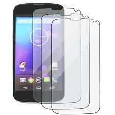 3X Scratch-Resist HD Clear Screen Protector for Google Nexus 4 / LG Nexus 4 E960