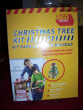 Christmas Tree Kit from Red Toolbox #165006 - Woodworking Carpentry Kit Level 2