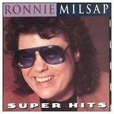 Ronnie Milsap: Super Hits - Music CD = New - Sealed