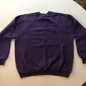 Vintage Hanes Her Way Sweatshirt NWOT Raglan