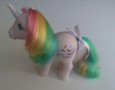 G1 My Little Pony Rainbow Unicorn WINDY Vintage MLP 1980's