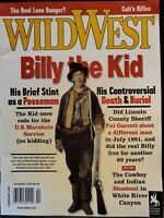 Wild West Magazine February 2007 Billy The Kid Colt's Rifles