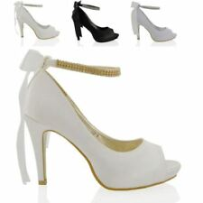 Essex Glam Evening & Party Strappy, Ankle Straps Heels for Women