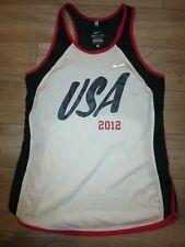 USA Track & Field Team Olympics Nike Jersey SM S Adult