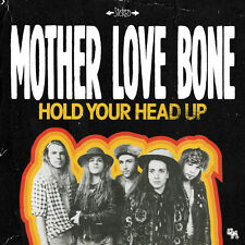 """MOTHER LOVE BONE HOLD YOUR HEAD UP VINILE 7"""" RECORD STORE DAY BLACK FRIDAY"""