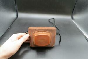 Vintage ARGUS A-FOUR 35mm Camera with Leather Case