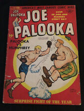 JOE PALOOKA #17 VG- Condition