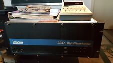 Lexicon 224 224x 224xl + LARC studio Hall processore Reverb Processor