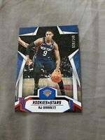 "RJ Barrett 2019-2020 Chronicles Basketball ""Rookies And Stars"" RC #029/149 Mnt?!"