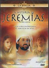NEW - La Historia De Jeremias DVD La Biblia FAST SHIPPING !