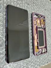 Great Samsung Galaxy S9 Plus G965U G965 LCD Digitizer Frame - Lilac Purple