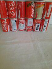 Coca Cola Dosen Sammlung  # 25