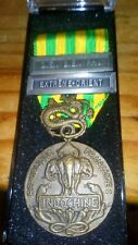 More details for french forces / legion bronze efc  extreme orient medal