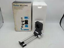 NOS Vivitar Universal Macro Bellows Unit T Mount M42 Thread in Box