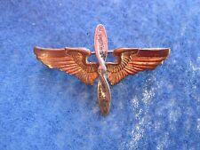 Air Service Pilot's Collar Insignia. 1930's