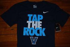 "New Men's Villanova Nova Wildcats ""Tap the Rock"" Nike Graphic T-Shirt (M, L)"