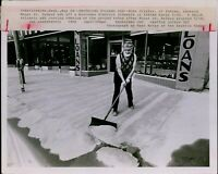 Vintage AUTHENTIC 6 oz Jar MOUNT ST HELENS ASH Eruption May 18 1980 Volcanic