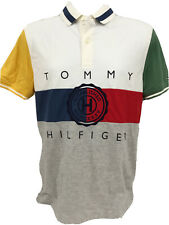 Men's Tommy Hilfiger Short-Sleeve Classic Fit Mesh Polo Shirt