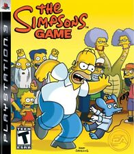The Simpsons Game - Playstation 3 Game