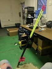 Adjustable Height Green And Black Stilts