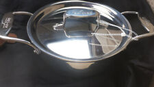 All-Clad d5 Stainless-Steel Round Oven 2 1/2-Qt