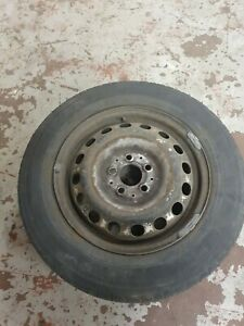 Mercedes vito 4mm Steel Wheel And Tyre 201-65-16