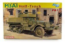 """Dragon 1/35 '39-'45 U.S. M3A1 Half-Track, 3in 1 """"Smart Kit"""" 6332"""