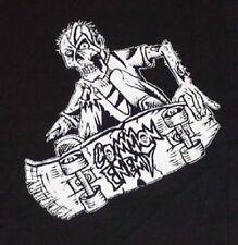 COMMON ENEMY Skate big back patch punk skateboarding