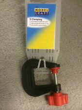 ModelCraft Plastic G-Clamp 25mm Modelling Tools
