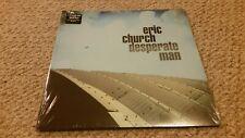Eric Church Desperate Man Vinyl LP **BRAND NEW**