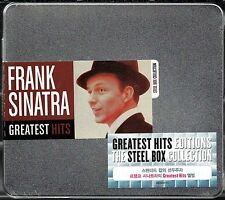 Frank Sinatra - Greatest Hits Steel Box Collection SONY/BMG 2008 EU Sealed