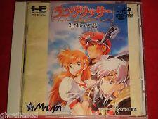 LANGRISSER KOUKI NO MATSUEI NEC PC ENGINE DUO TURBO DUO GT SUPER CD ROM 2