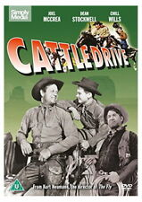 Cattle Drive (1951) [New DVD]